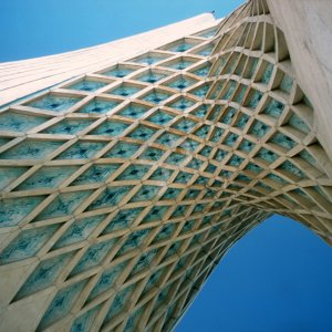 psynovec-architecture detail of a azadi monument in teheran-25