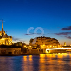 valentin armianu -cathedral of notre dame de paris at sunset france-25