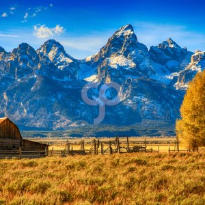 valentin armianu-moulton barn at sunrise in the grand teton national park-25